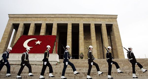 military parade in turkey