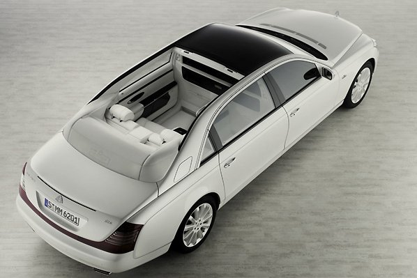 maybach 62 laundalet