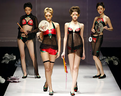 ordifen china fashion week in beijing
