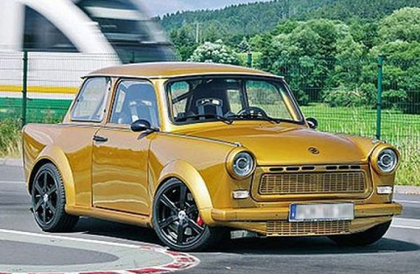 trabant custom-made exclusive