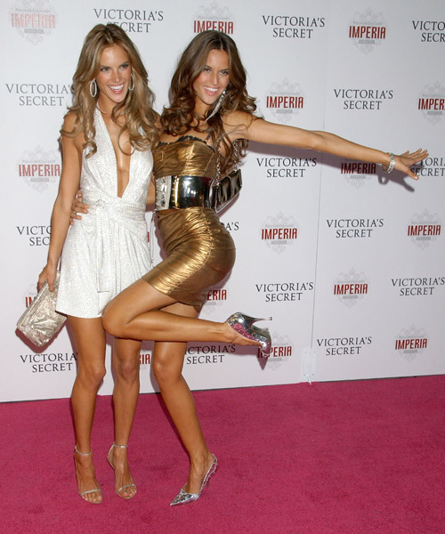 alessandra amrosio izabel goulart afterparty victoria's secret fashion show