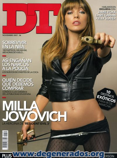 обложка dt magazine cover