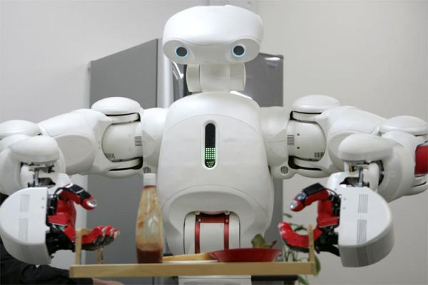 robot from japan twendy one