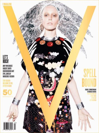 v50 cover raquel zimmermann spellbound editorial by davids sims and joemckenna