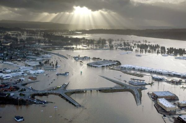 pacific northwest floods in washington