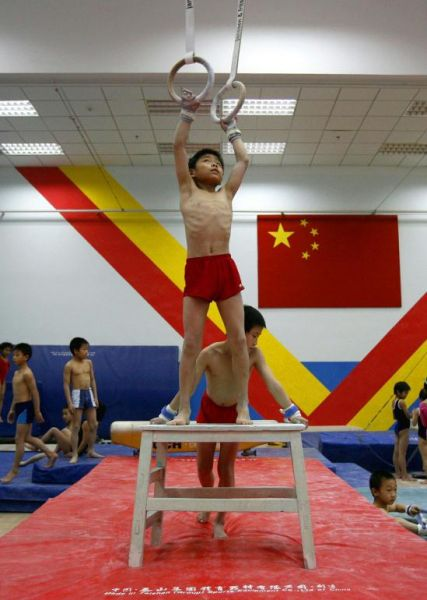 china prepares for summer olympic games 2008