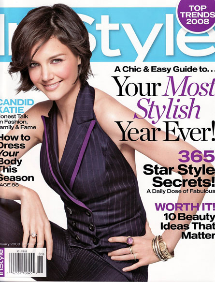katie holmes instyle