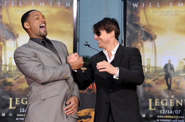 will smith and tom cruise уилл смит том круз