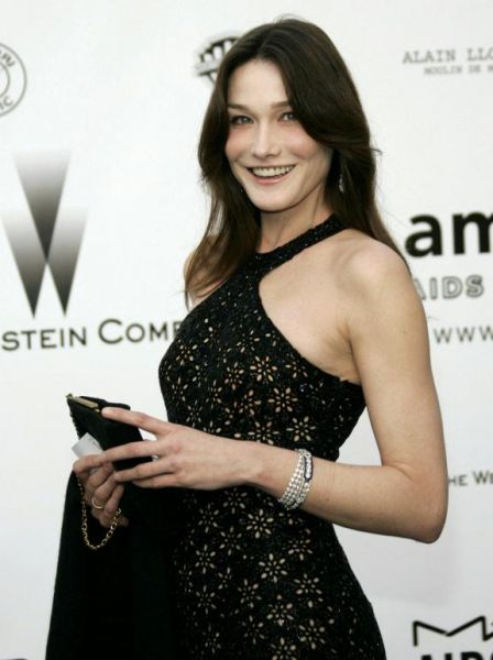 Карла Бруни (Carla Bruni) - Point de Vue.  Celebrities.