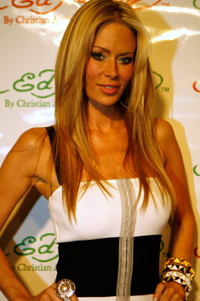 jenna jameson ed hardy party by christian audigier