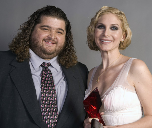 jorge garcia elizabeth mitchell hollywood life breakthrough хорхе гарсиа элизабет митчелл
