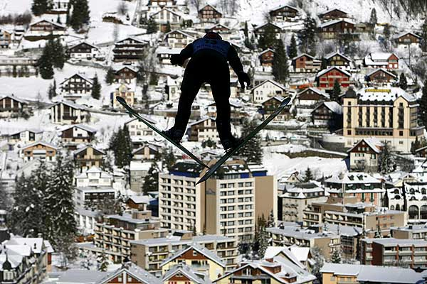 engelberg switzerland ski world cup training