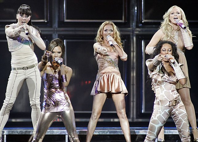 spice girls world reunion tour