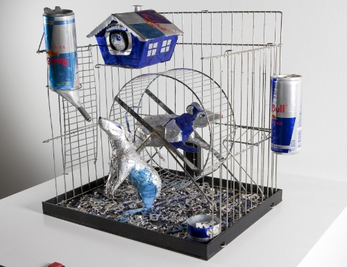 Red Bull Art of Can