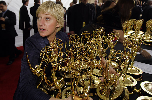 Ellen DeGeneres Emmy Awards