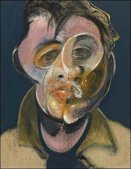 Автопортрет Фрэнсиса Бэкона Francis Bacon