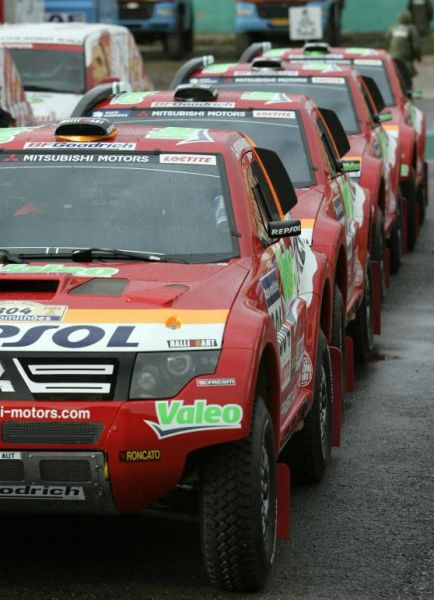 dakar 2008 cancelled