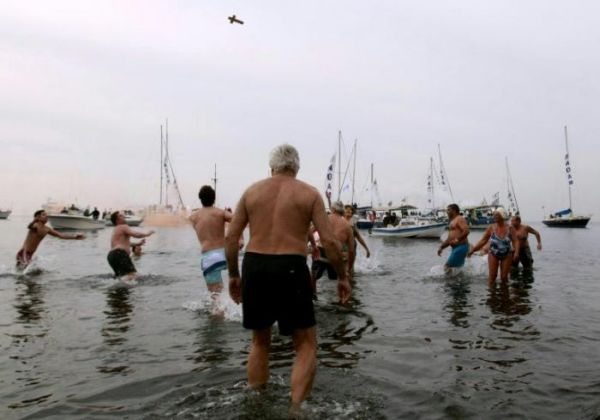 epiphany day in greece