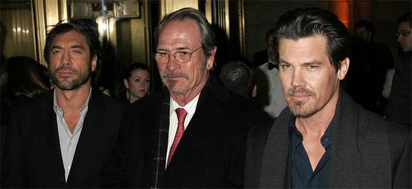 javier bardem tommy lee jones josh brolin