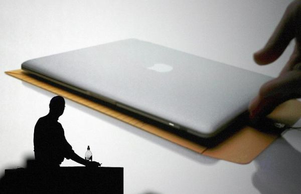 macbook air fits into the envelope
