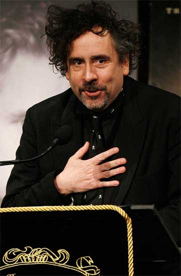 tim burton best director sweeney todd