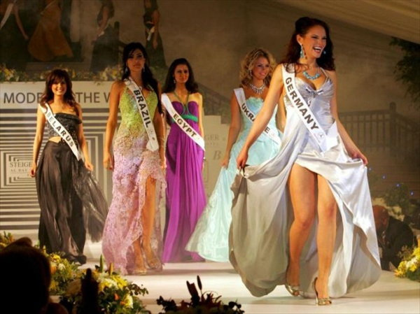 top model of the world 2007 in hurghada egypt