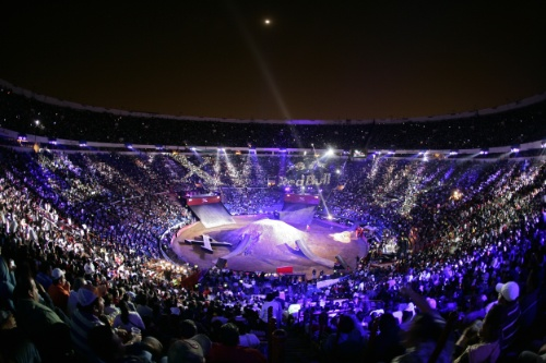 Red Bull X-Fighters Mexico City