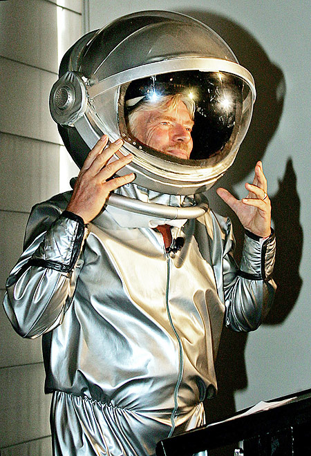 richard branson is a spaceman