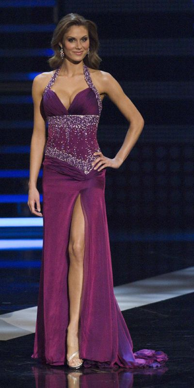 formal gown competition miss america 2008