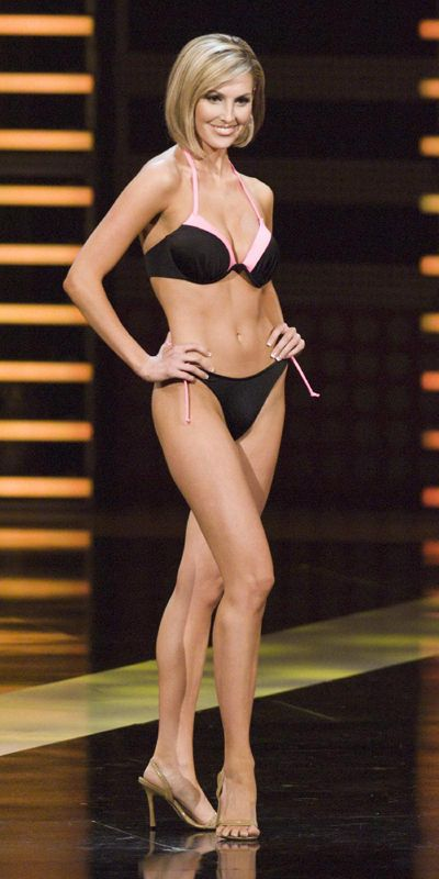 swimsuit competition miss america 2008