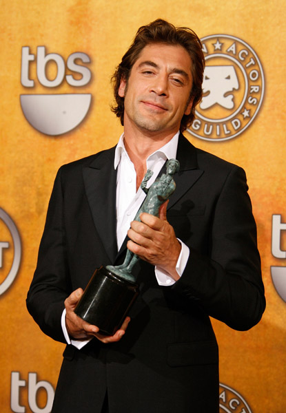 Bardem Wins SAG Supporting-Actor Honor