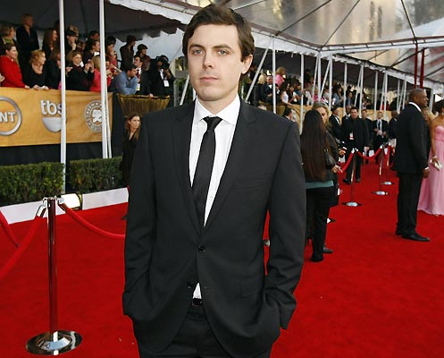 кейси аффлек casey affleck sag awards