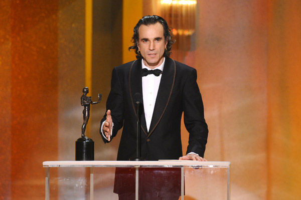daniel day-lewis sreen actors guild awards дэниэл дэй-льюис