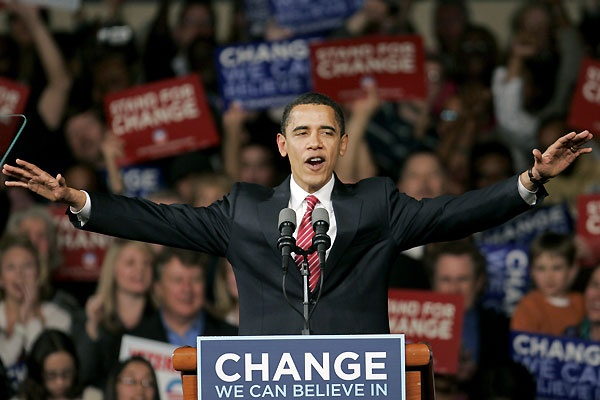 barack obama change we believe in