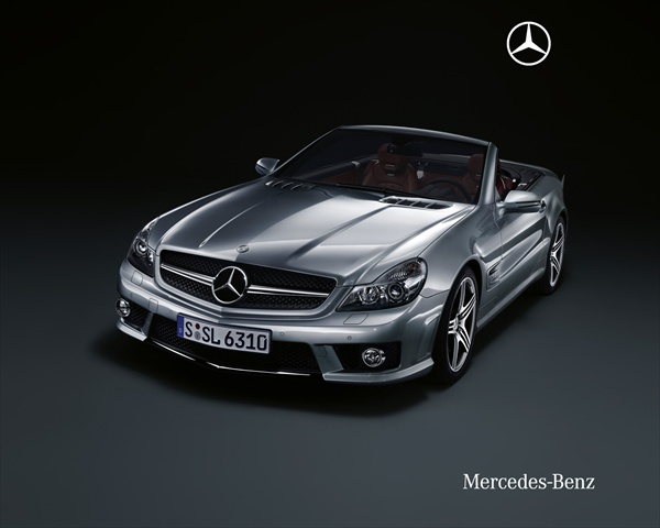 mercedes sl restyled