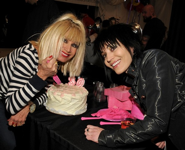 betsey johnson and joan jett бетси джонсон и джоан джетт