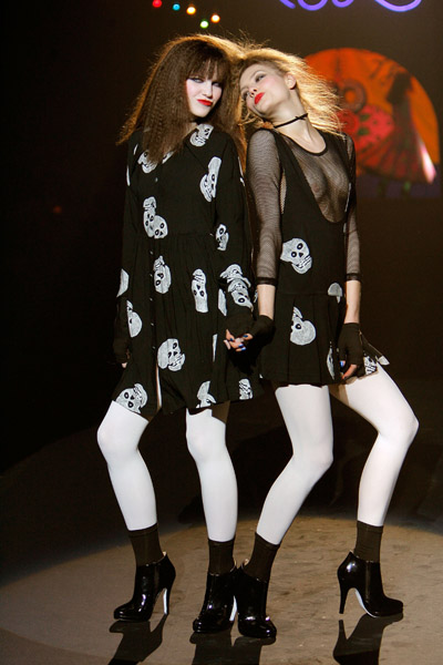 new york fashion week betsey johnson collection show 30th anniversary