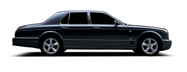 Bentley Arnage с водителем Гараж №1