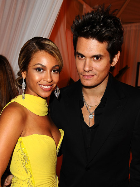 beyonce and john_mayer grammy awards