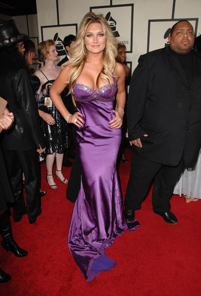 brooke hogan grammy awards