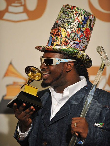 t-pain grammy awards