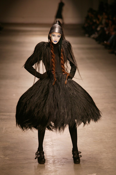London Fashion Week: Gareth Pugh