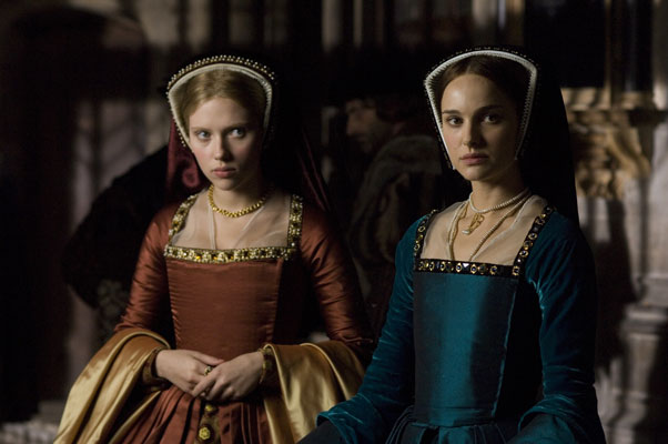 the other boleyn girl natalie portman scarlett johansson