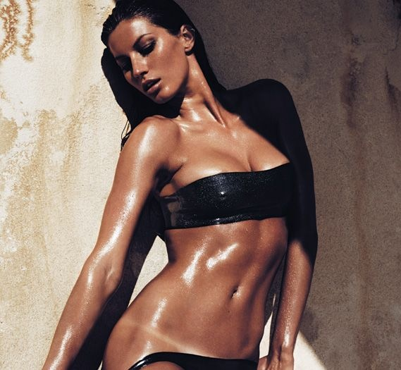 the pirelli 2006 calendar featuring gisele bundchen