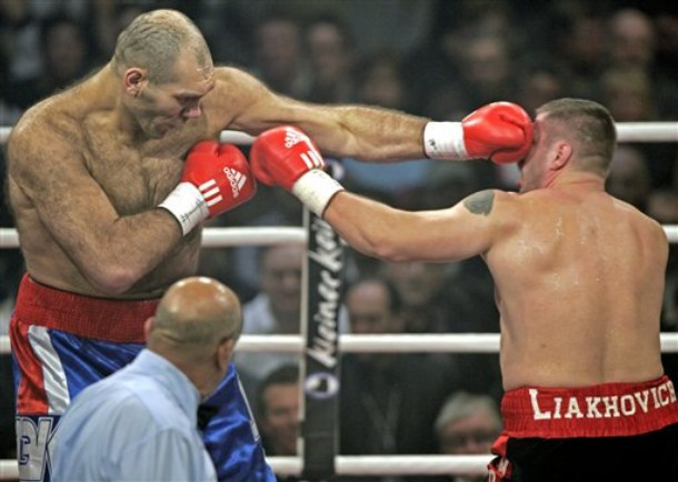 nikola valuev won against sergei lyakhovich