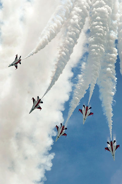singapore airshow performance