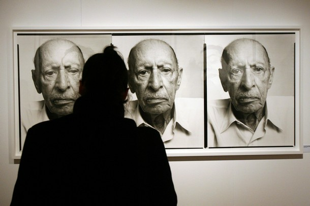 Richard Avedon's photographs 1946 to 2004, at FORMA International Photographic Centre in Milan