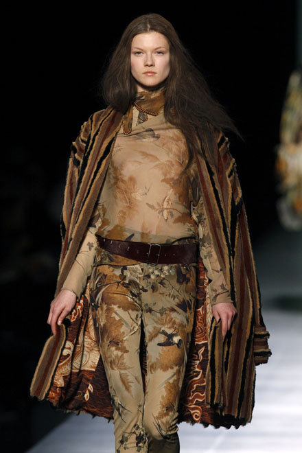 fur collection by jean paul gaultier