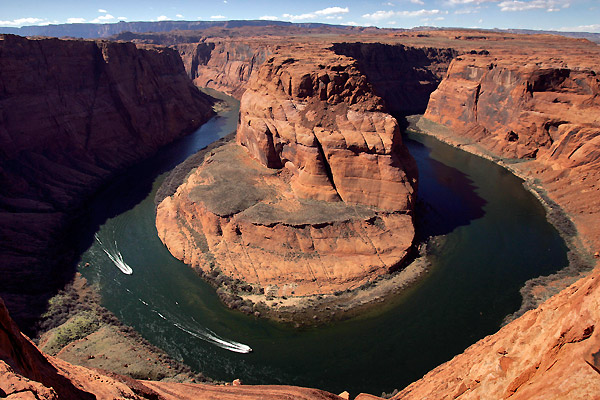 Flut im Grand Canyon