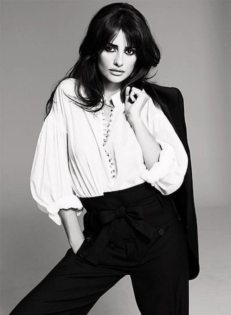 penelope cruz and monica cruz for mango